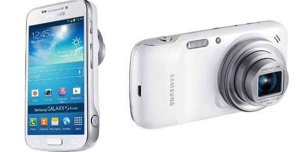 Samsung Galaxy S4 Zoom Images