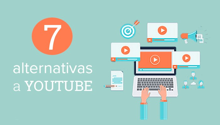 webs similares a youtube