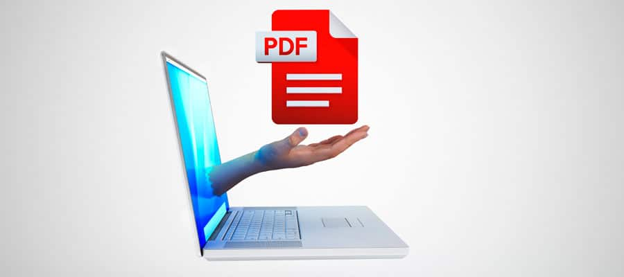 Convertir documento de Word a PDF